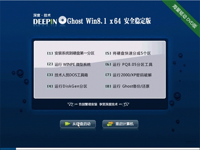 Ghost win8.1 64位下载