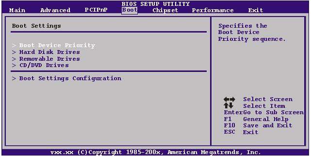 映泰G41主板U盘装系统图片