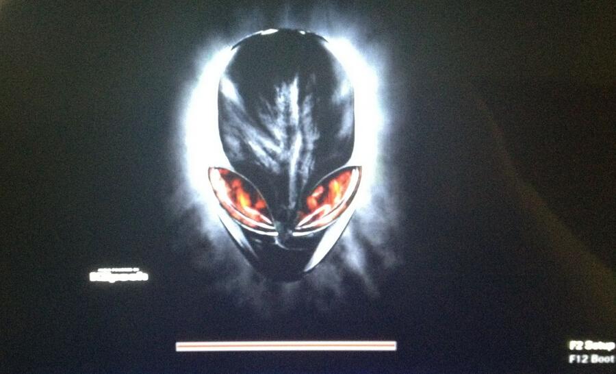[戴尔U盘启动]戴尔Alienware系列笔记本U盘启动