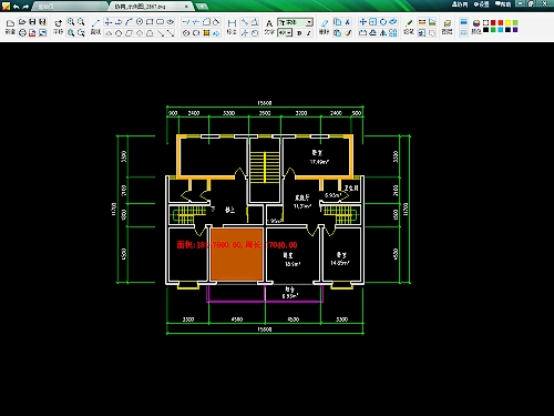 CAD迷你画图绿色版下载