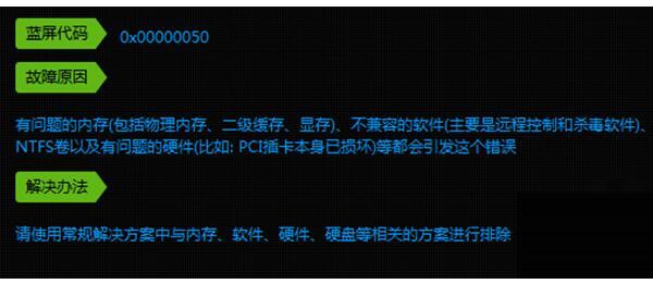 Ghost版Win10系统蓝屏0x00000050咋办?2.jpg