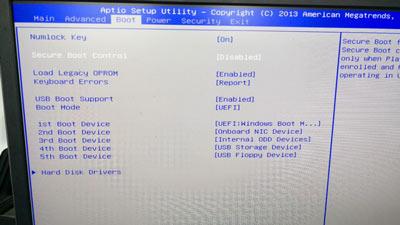戴尔台式机BIOS设置U盘启动的操作方法