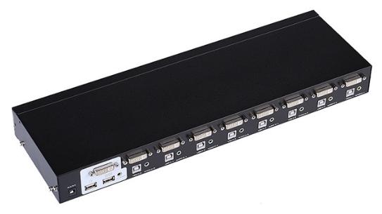 KVM切换器是由我们常接触的键盘、鼠标、显示器构成,在购买时如何选择?