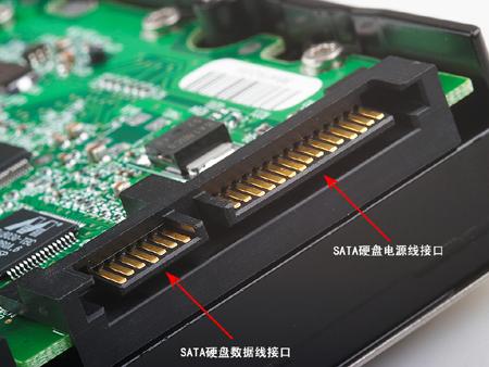 硬盘接口是什么?