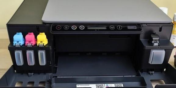 打印机打出来是白纸是什么